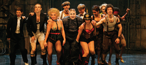 cabaret characters