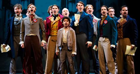 Review - Les Misérables - Drayton Entertainment, Cambridge