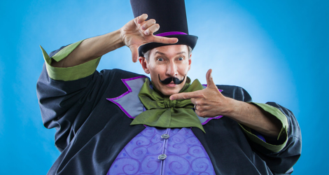 Review - My Big Fat German Puppet Show - Next Stage Theatre Festival
