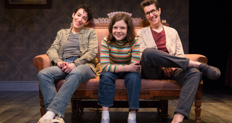 Review - Fun Home - The Musical Stage Company, Toronto