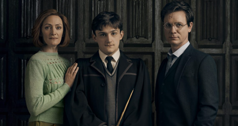 Review - Harry Potter and the Cursed Child, Parts I & II - Harry