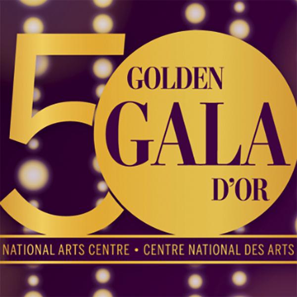 Ottawa: NAC 50th anniversary Golden Gala to feature music